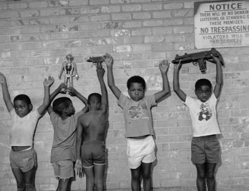 Nas' new Nasir album cover features historical, chilling Dallas image