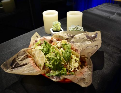 Chipotle after hours: Tacos, succulents and a DJ