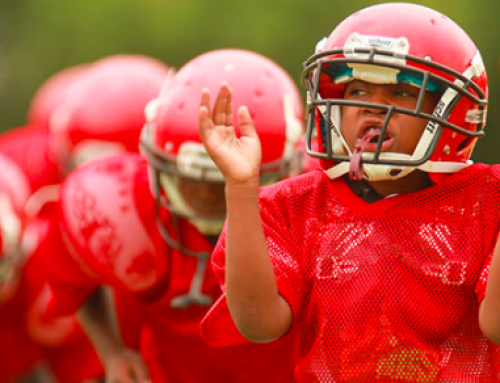 Kids and football: Some don't have luxury of choice, see sport as pathway out of poverty